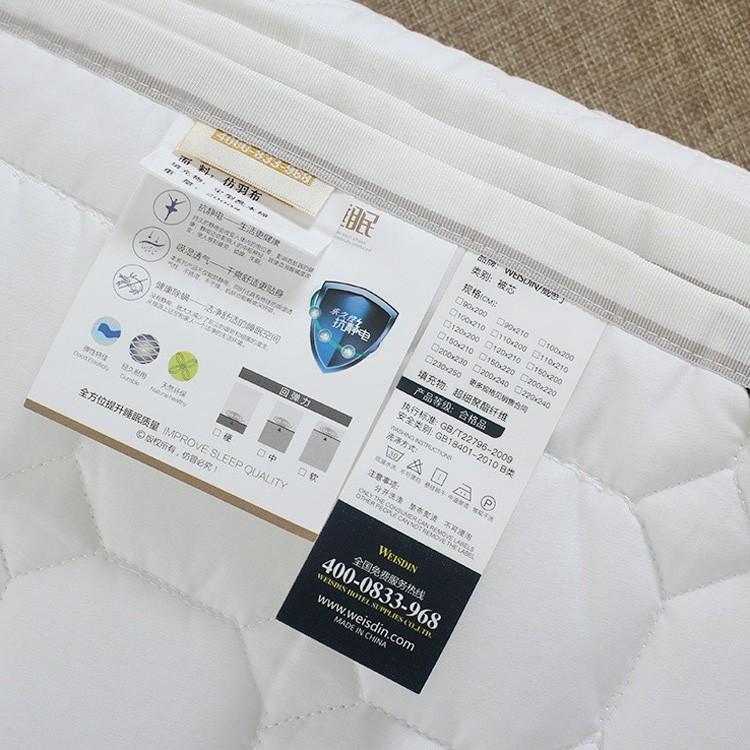 King Mattress Protector Manufacturers, King Mattress Protector Factory, Supply King Mattress Protector