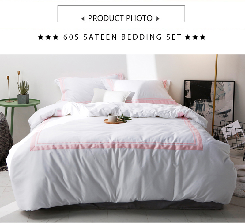Hotel King Bedding Set