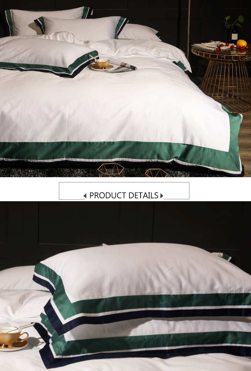 Royal Satin Bedding Set