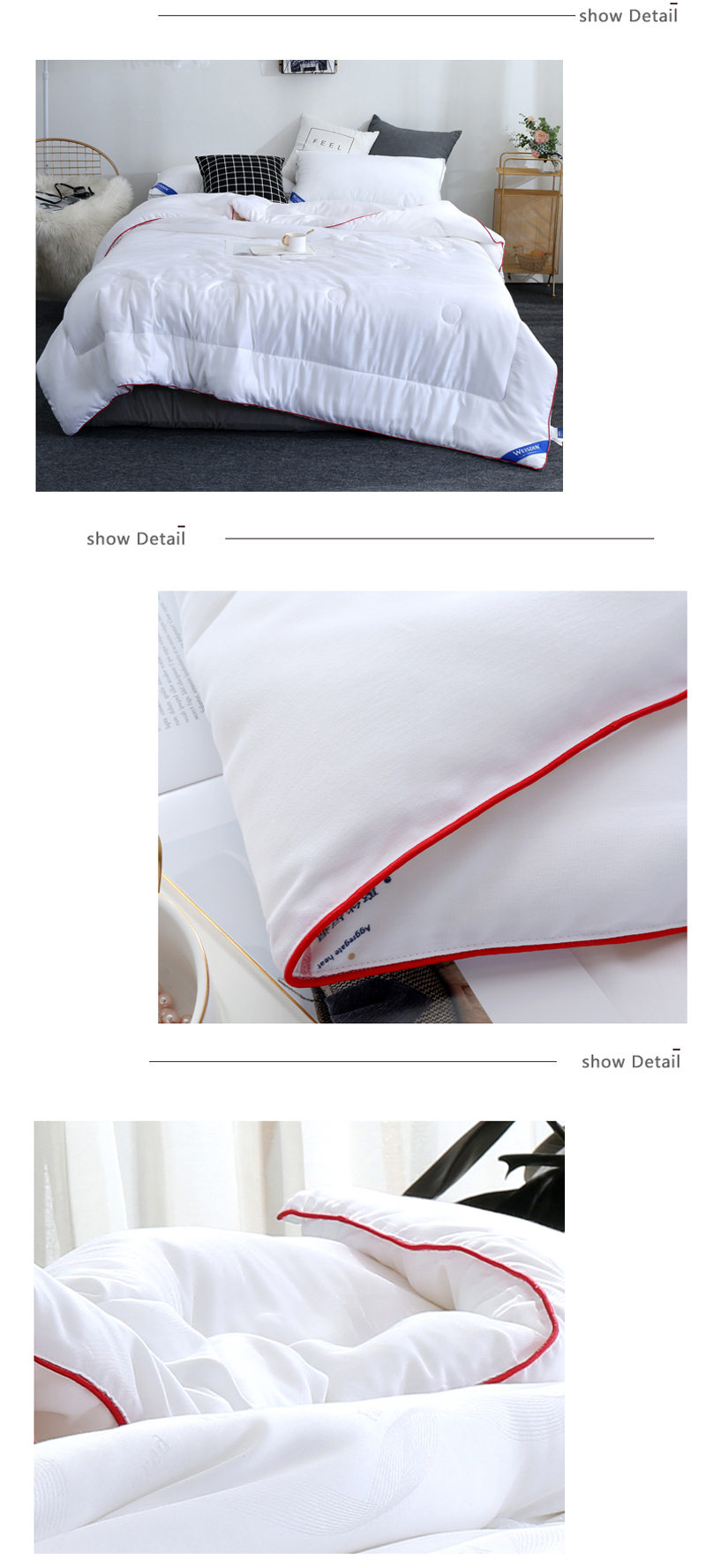 Bed Sheets And Duvets