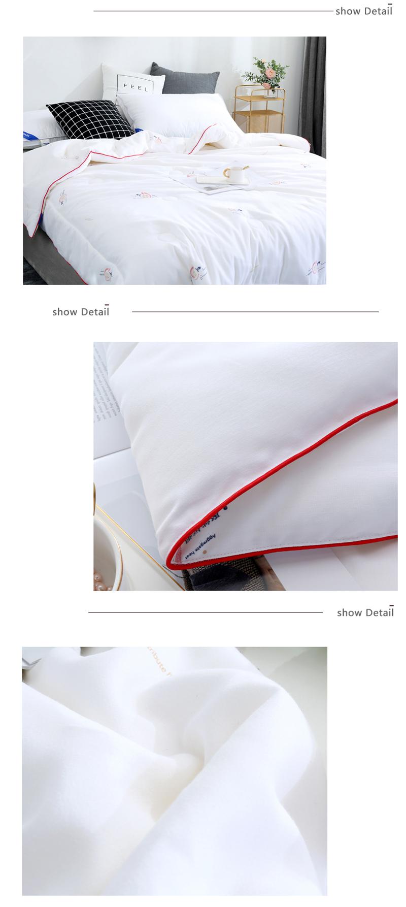 White Duvet Full Size