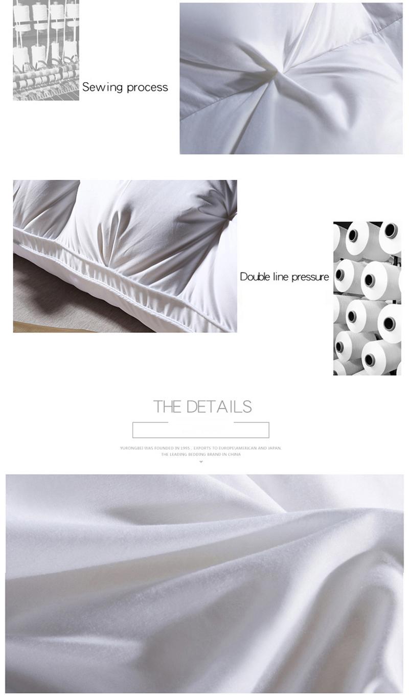 Goose Feather Pillow