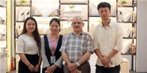 Overseas Cooperation Customers