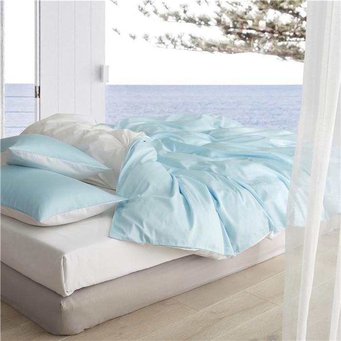 bộ giường mới nên rửa khi khách nhận được!