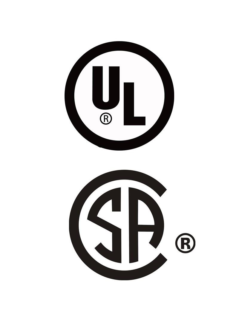Certyfikowany panel kontrolny UL i CSA