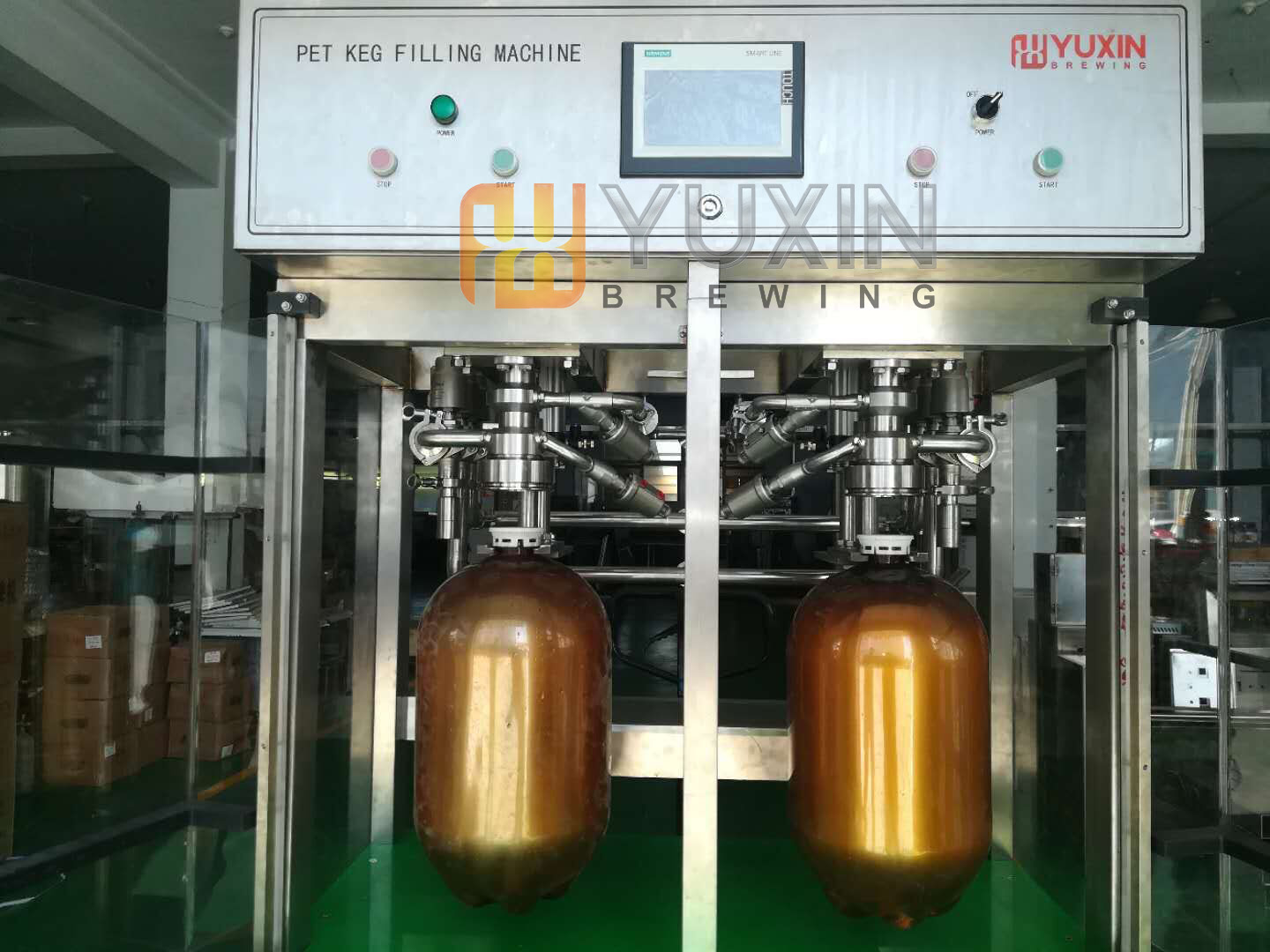 PET keg filling machine,PET keg filling,keg filling machine