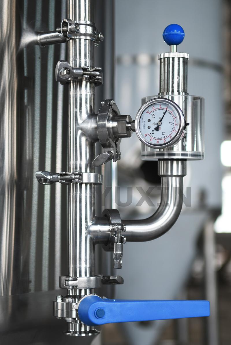 beer fermentation unitank