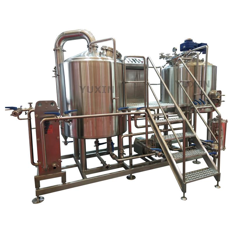 Niestandardowy sprzęt do piwa 7BBL, producent wyposażenia browaru