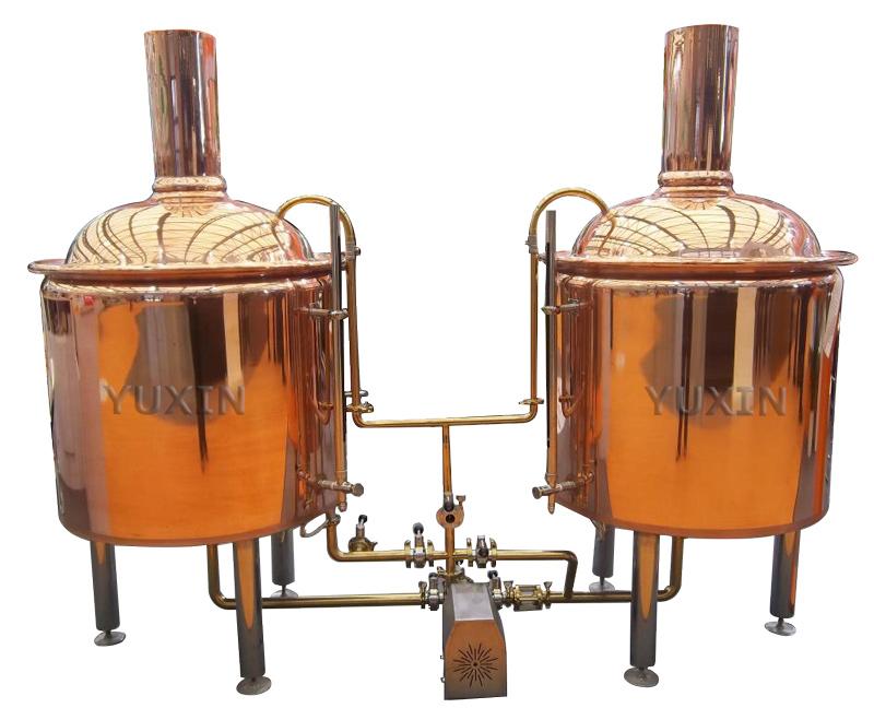 200L nano beer brewing equipment