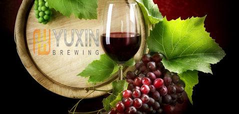 wine serving tank