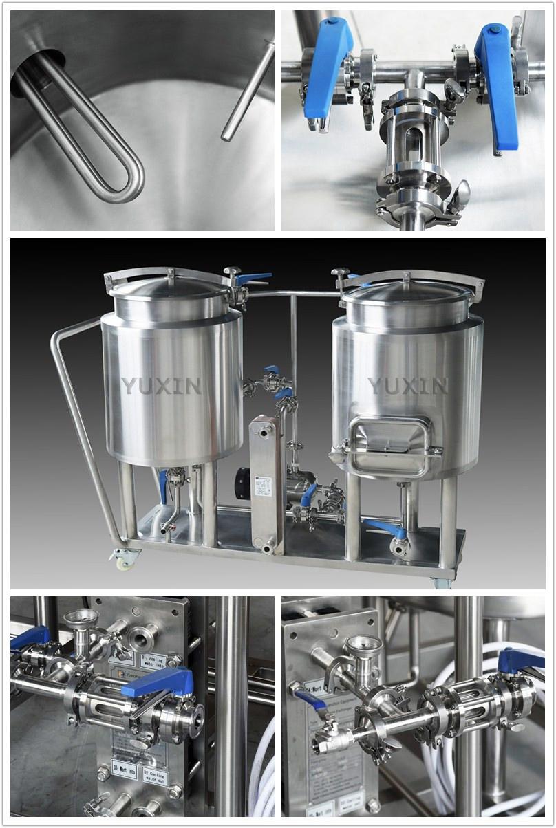 wine manufacturing equipment