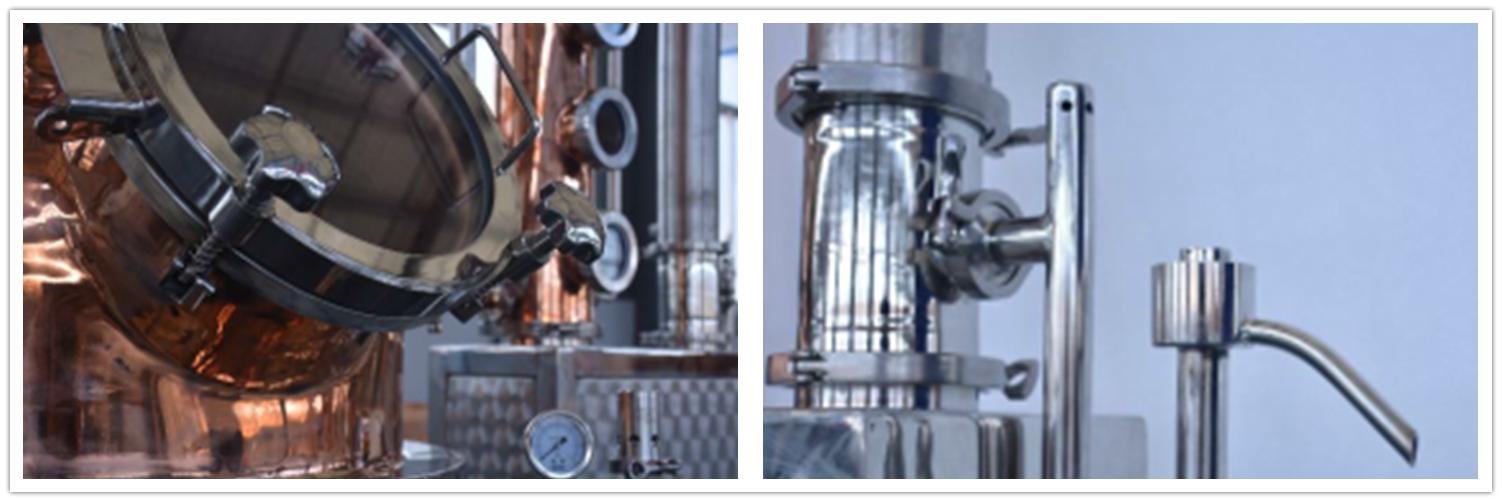 Alcohol distillation tower manufacturer