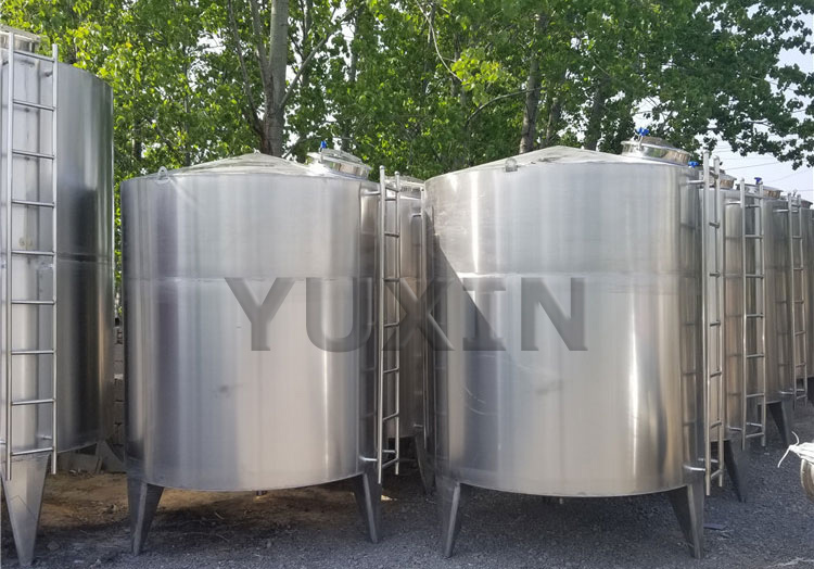stainless steel mixing tank price