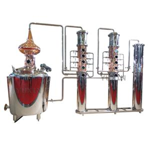Vodka Distillery Equipment