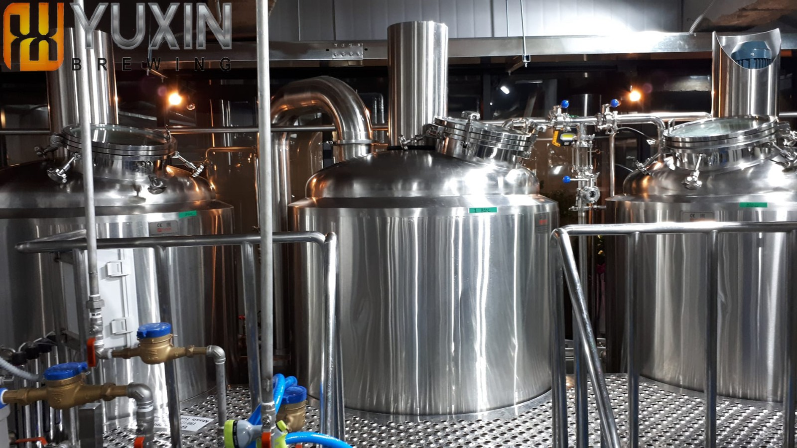 600L Pub Brewery System