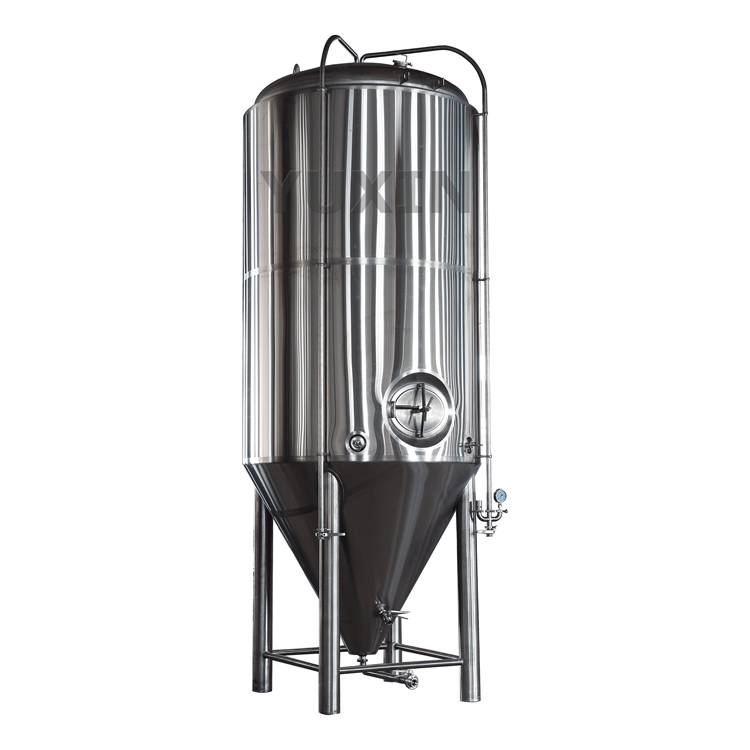 Tanque de fermentação da cerveja 2000L
