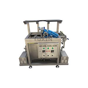 Manual Keg Washer