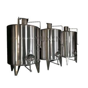 Cider Storage Tank