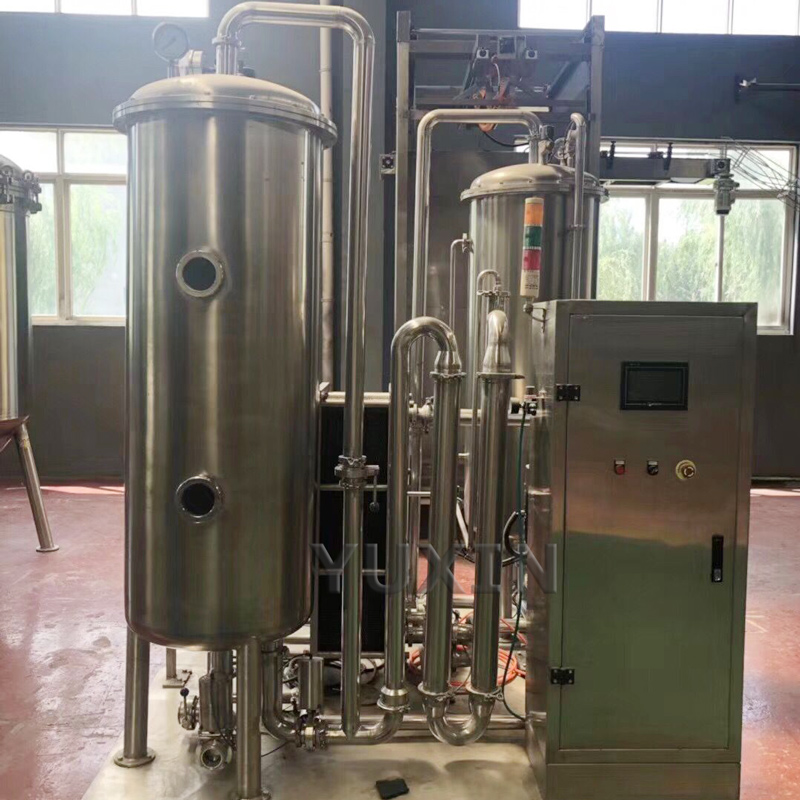 Beverage Mixing Machine
