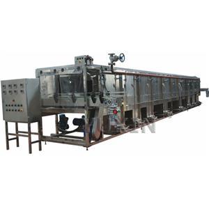 Pasteurizator de tunel pentru bere