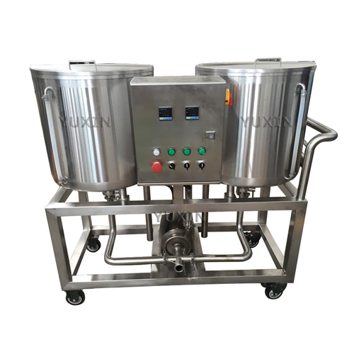 CIP system, CIP brewing cleaning system, fermenter CIP system