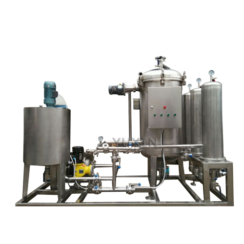 Membrane Filter For Beer