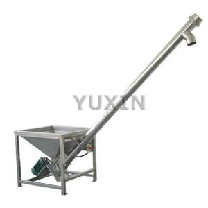Flex Auger For Malt