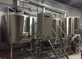 15BBL Micro Brewery Project