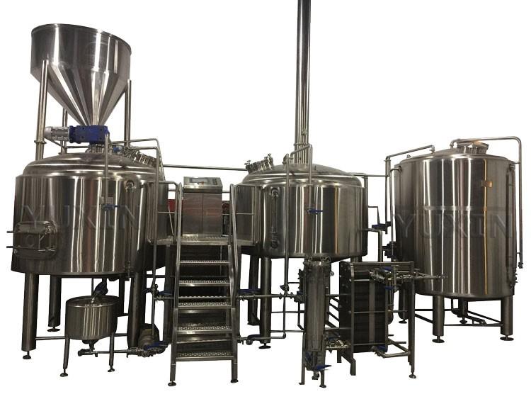 Echipament de bere pentru bere 3000L