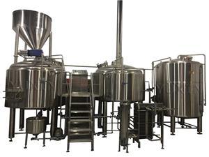Sprzęt do warzenia piwa 3000L