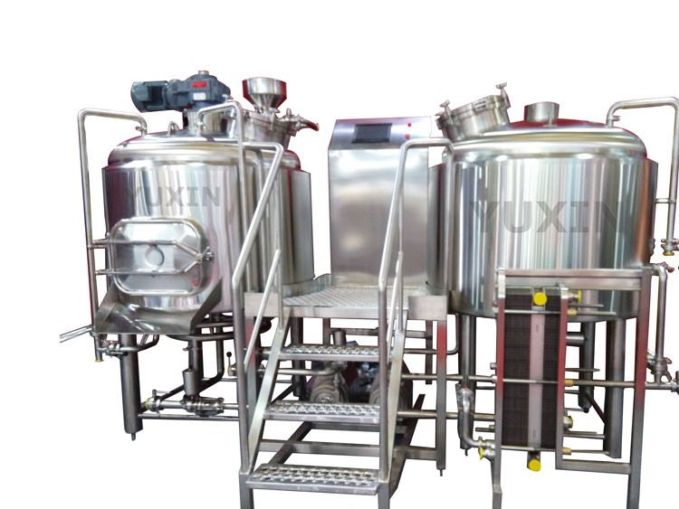 20BBL Commercial Beer Brewing Equipment
