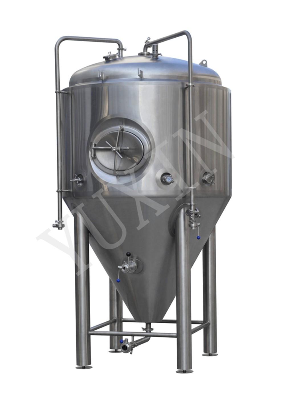 500 l zbiornik fermentacji piwa