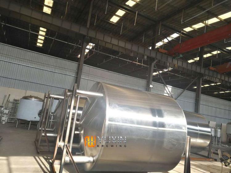 beer brewing tank