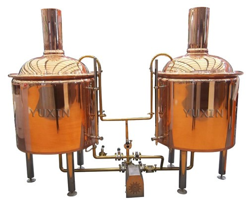 5HL Red Copper Pub Beer Brewing Equipment