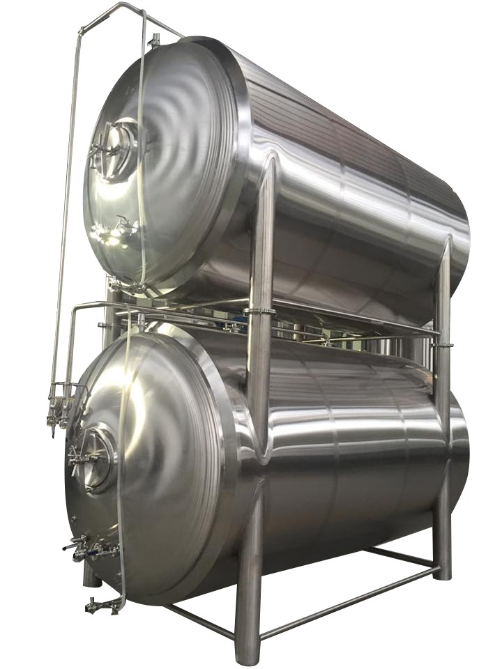 20HL Horizontal Bright Beer Tank