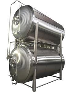 20HL poziomy jasny zbiornik piwa