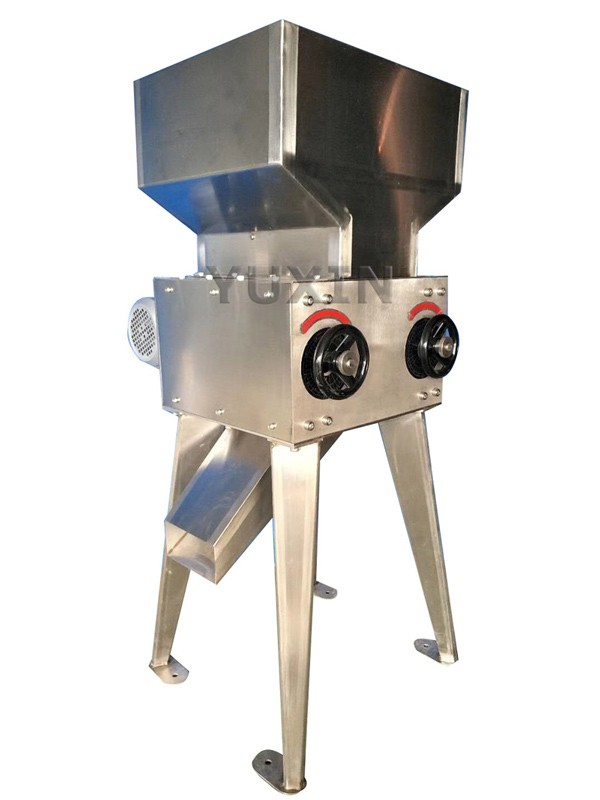 Double Roller Malt Mill