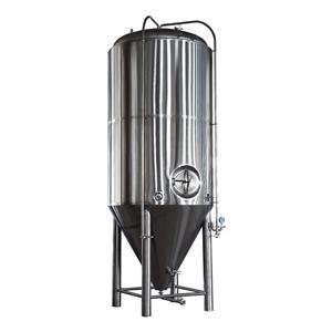 5000L stożkowy fermentator piwa