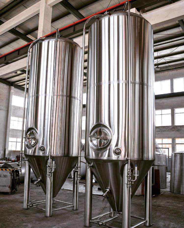 concial beer fermenter