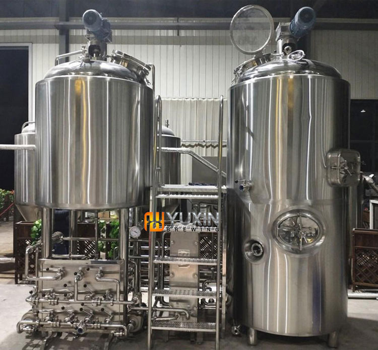 beer brewhouse