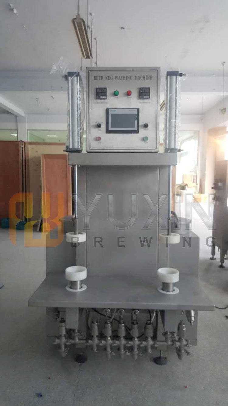 beer keg washer