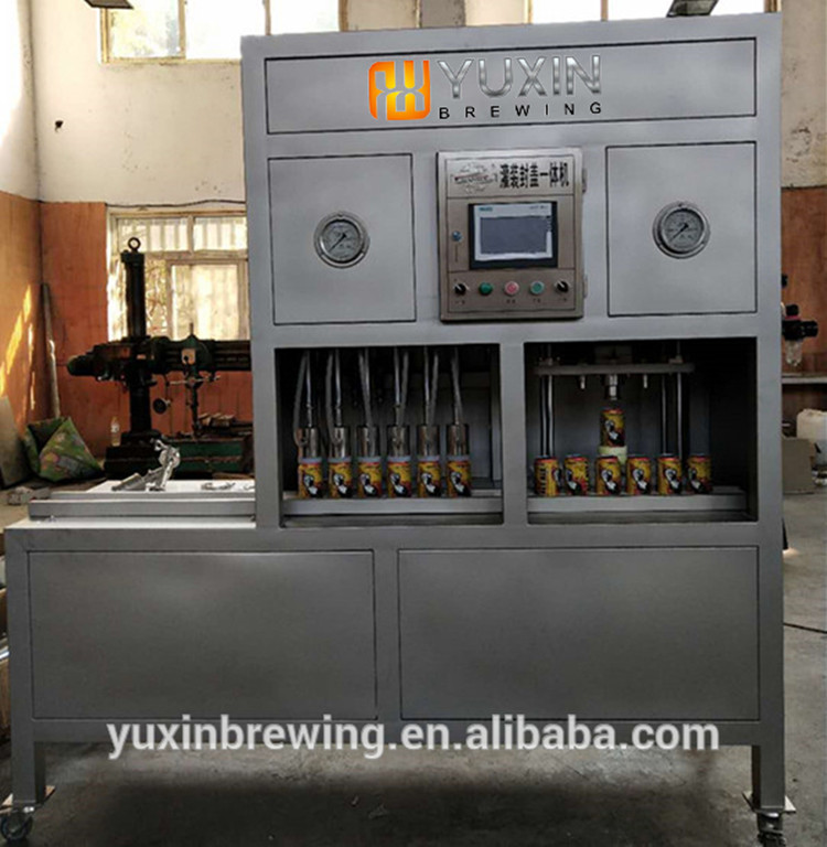 beer capping machine