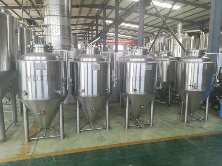 beer fermentation equipment