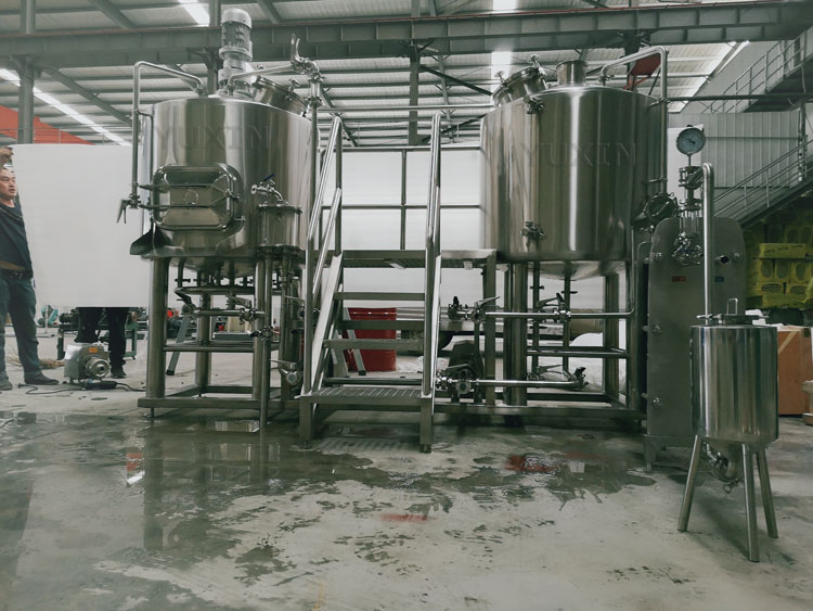 craft beer making equipment