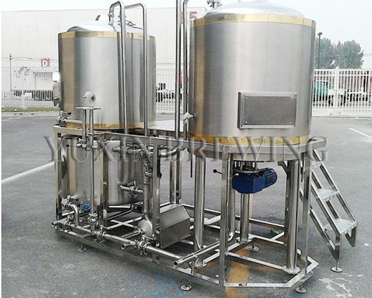 brewpub beer brewing equipment