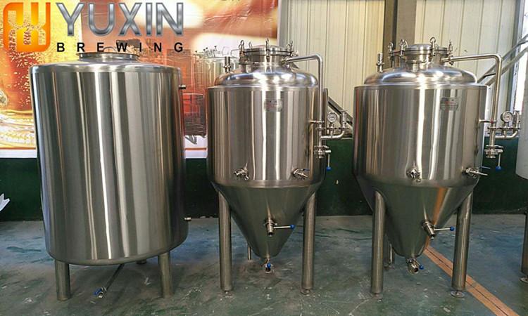 beer fermentating tank