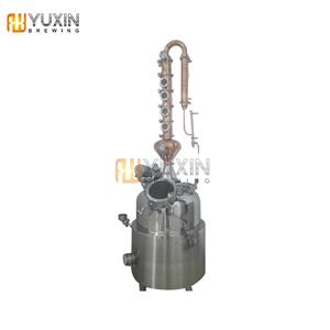 3BBL Mini Distillation Equipment