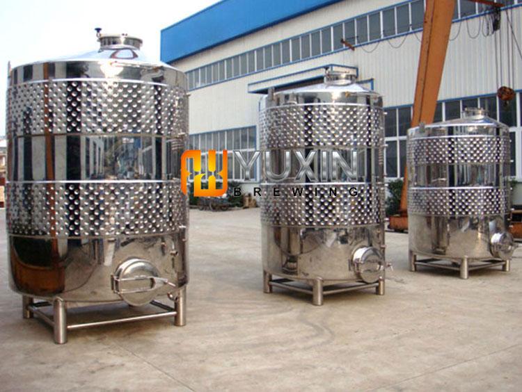 cider fermentation tank