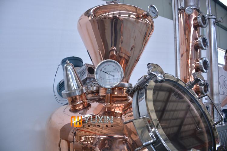 vodka distillery equipment