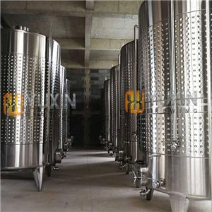 5000L Cider Storage Tanks